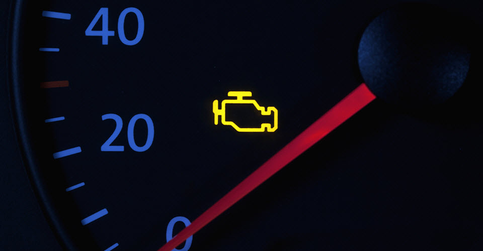 Reasons Why Your Mercedes' Check Engine Light is On